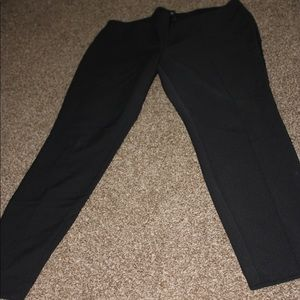 EXPRESS Legging Dress Pants
